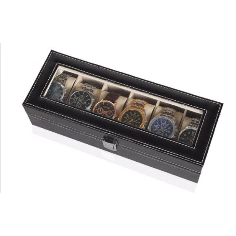 OHSEM 6 slot Premium Watch Box / Storage Watch Case / Multiple Watch Storage Case Malaysia