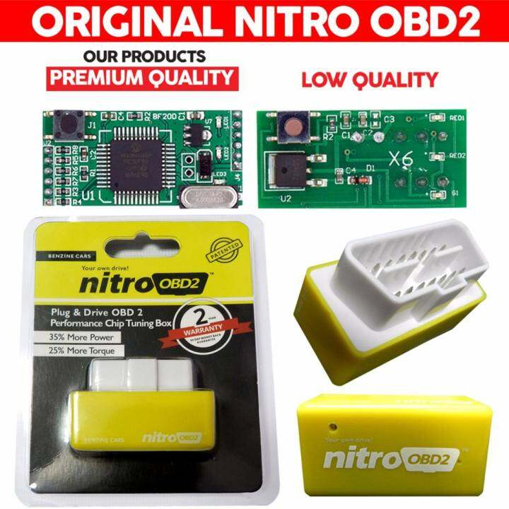original nitro obd2 fuel saver performance chip lazada. Black Bedroom Furniture Sets. Home Design Ideas