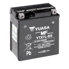 Original Yuasa Ytx7l-Bs Made In Japan By Butikmiazara.