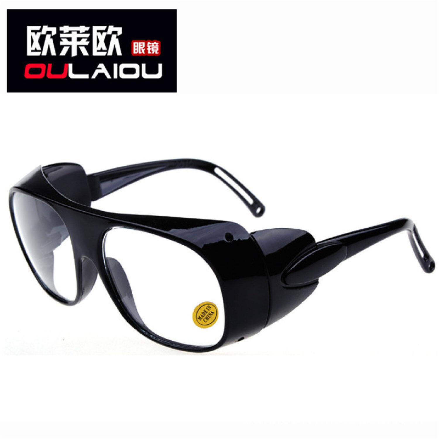 OULAIOU Factory Outlet Welding Mirror Burn Glasses Anti-arc Glasses Argon Arc Welding Safety Goggles