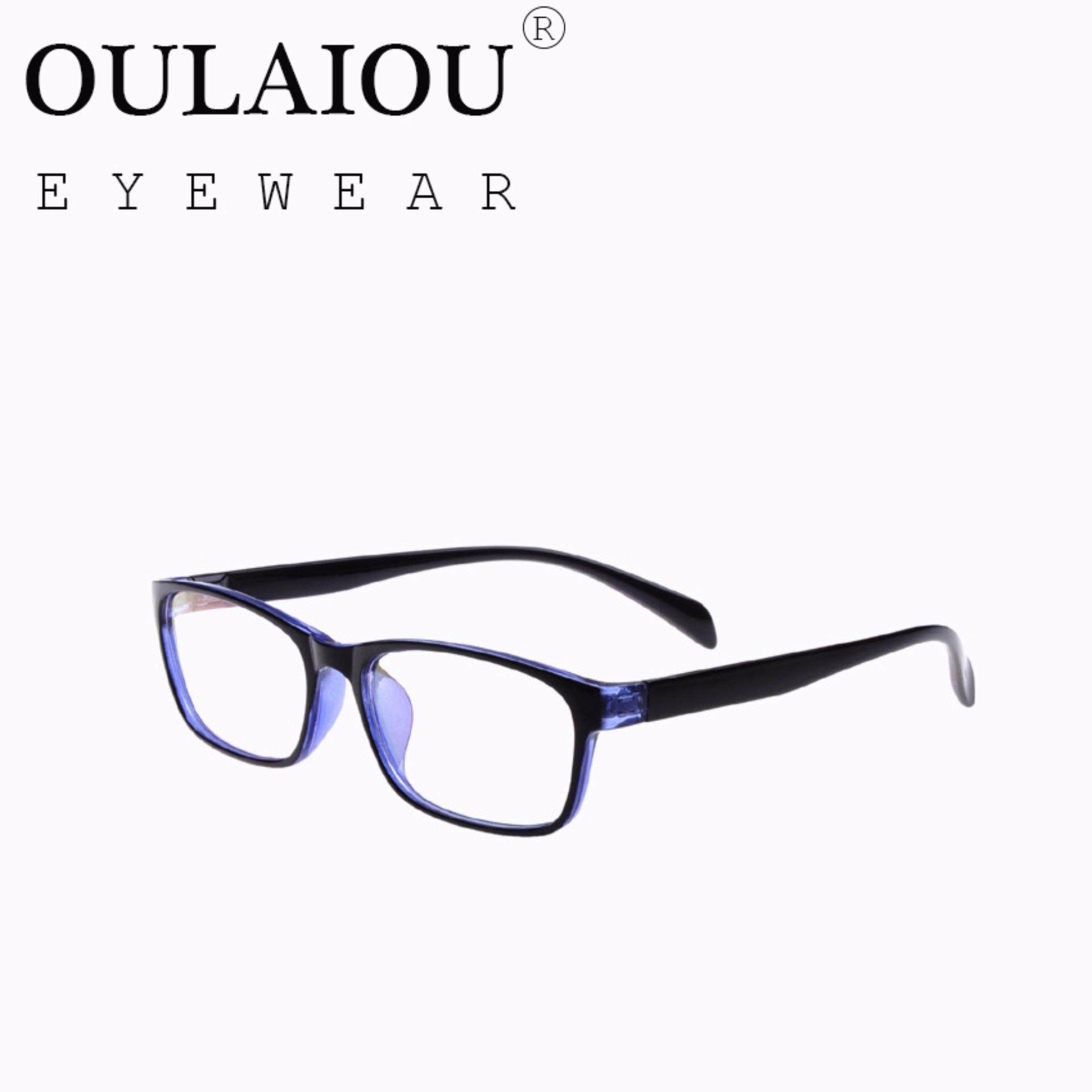 TIANYOU JD Oulaiou Fashion Accessories Anti-fatigue Trendy Eyewear Reading Glasses OJ613
