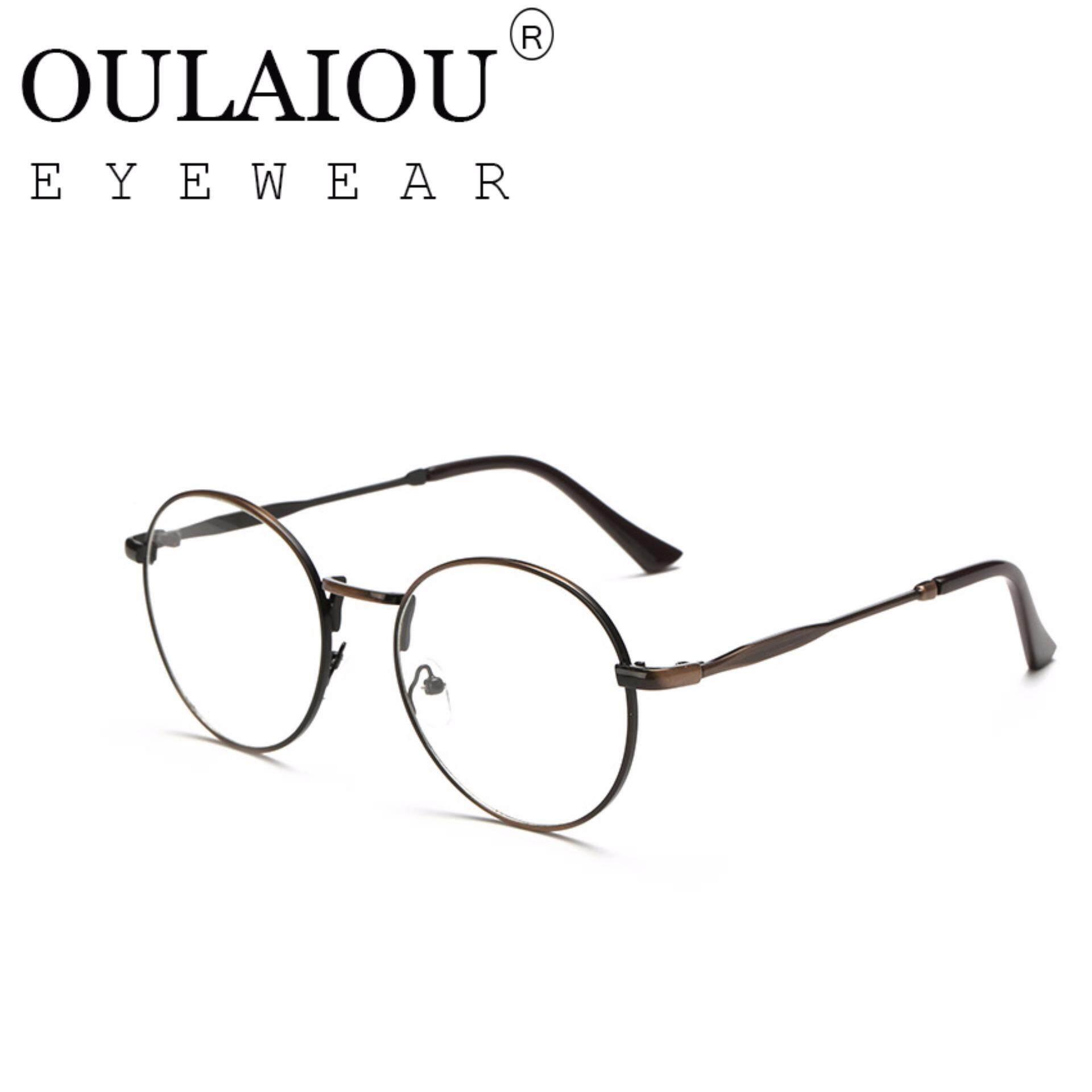 TIANYOU JD Oulaiou Fashion Accessories Anti-fatigue Trendy Eyewear Reading Glasses OJ9711