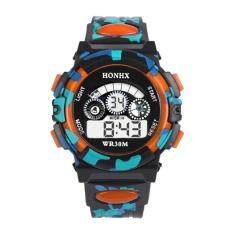 Outdoor Multifunction Waterproof kid Child/Boys Sports Electronic Watches OR Malaysia