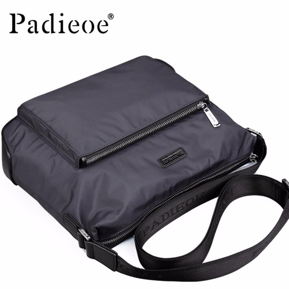 a1b1ca582 Padieoe New Arrival Men Bag Nylon Waterproof Durable Bag Shoulder Bags  Casual Men Messenger Bags Crossbody