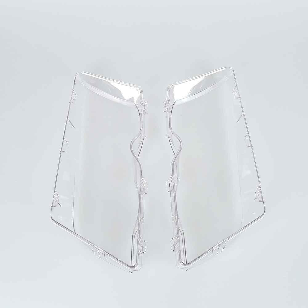 Buy Pair Of Car Headlight Lens Lampshade Cover Left Right For Bmw 3 Series E46 98 01 Intl On China