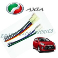 Perodua Axia Oem Plug And Play Socket Cable Player Socket By Car Online Automart.