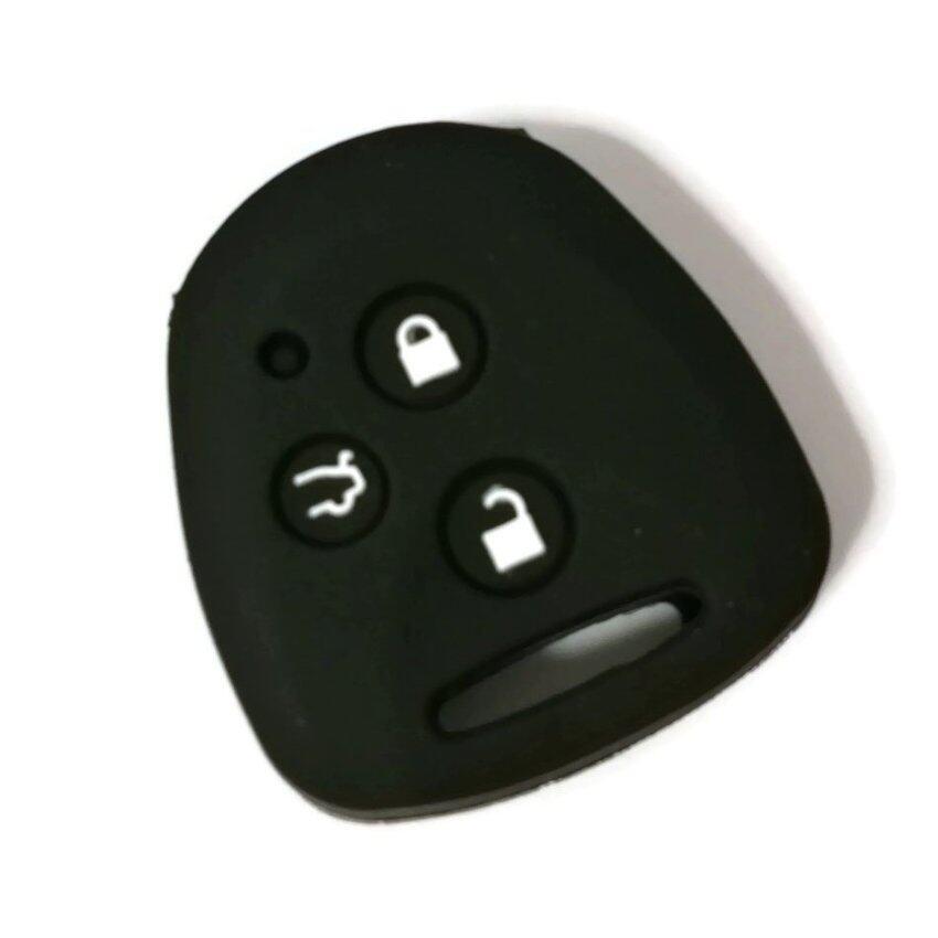 Perodua Bezza Remote Car Key Silicone Cover (Black)