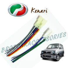Perodua Kenari Oem Plug And Play Socket Cable Player Socket By Car Online Automart.