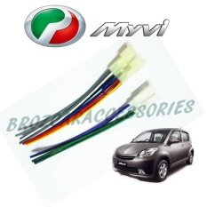 Perodua Myvi 2005-2011 Oem Plug And Play Socket Cable Player Socket By Car Online Automart.