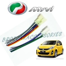 Perodua Myvi Lagi Best / Icon 2012-2017 Oem Plug And Play Socket Cable Player Socket By Car Online Automart.