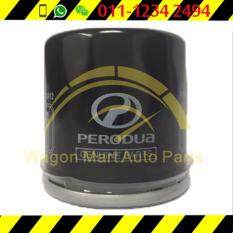 Perodua Oil Filter For Axia / Brezza Only 15601-P2a1 By Wagon Mart Auto..