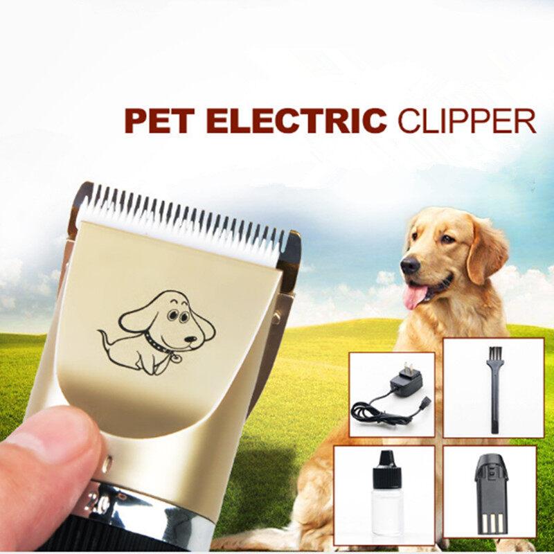 Peliharaan Elektrik Rambut Alat Pemotong Tinggi Daya Tahan Shaver SHARP Baterai Mengisi Semua Tersedia Pemangkas Rambut Pemotong-Internasional
