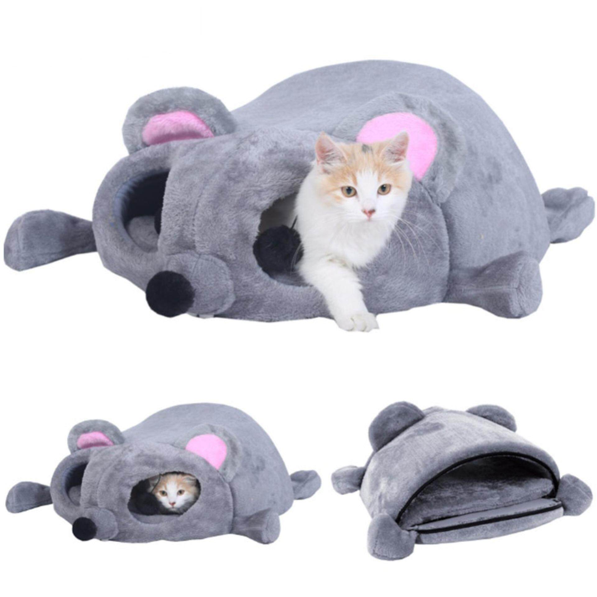 Pet Nest And House Cat Home Mouse Shaped Pet Bed For Cat - Intl By Pets Dream Official Store.