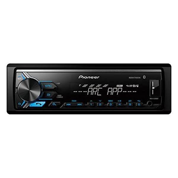 Pioneer Pioneer MVH-X390BT Kendaraan Digital Penerima Media dengan Pioneer Aplikasi Busur Kompatibilitas built-