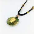 POH KONG 999/24k Yellow Gold Jewellery Gift For Women, Men & Kids - Golden Youth 999 Gold LiuLi Pendant (Horse)十二生肖足金琉璃(马)