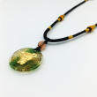 POH KONG 999/24k Yellow Gold Jewellery Gift For Women, Men & Kids - Golden Youth 999 Gold LiuLi Pendant (Rat) 十二生肖足金琉璃(鼠)
