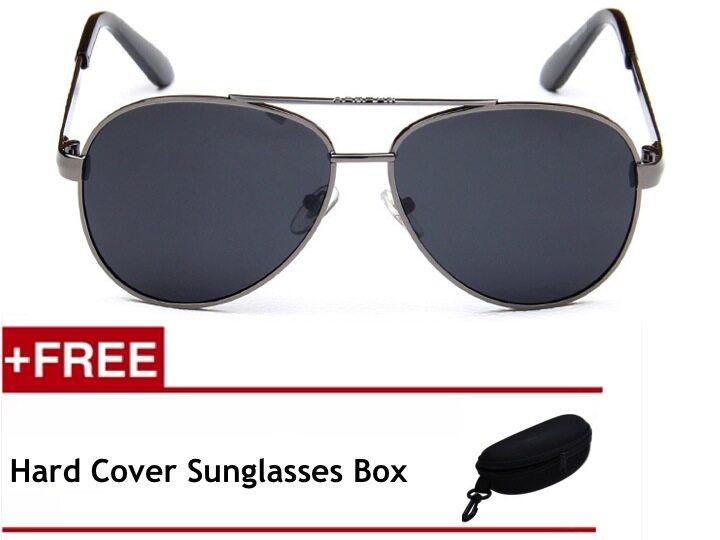 (Polarized Lens) IShade Best Alloy Mens Sunglasses UV UVC Driving Fishing  Cool Stylish Eyewear 8507b02173