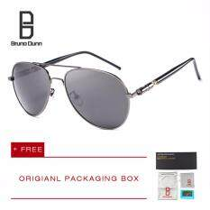 7e50aa4dc5 Bruno Dunn luxury summer fashion Brand Designer POLARIZED Sunglasses Men  Sun Glasses Male Driving Fishing 209