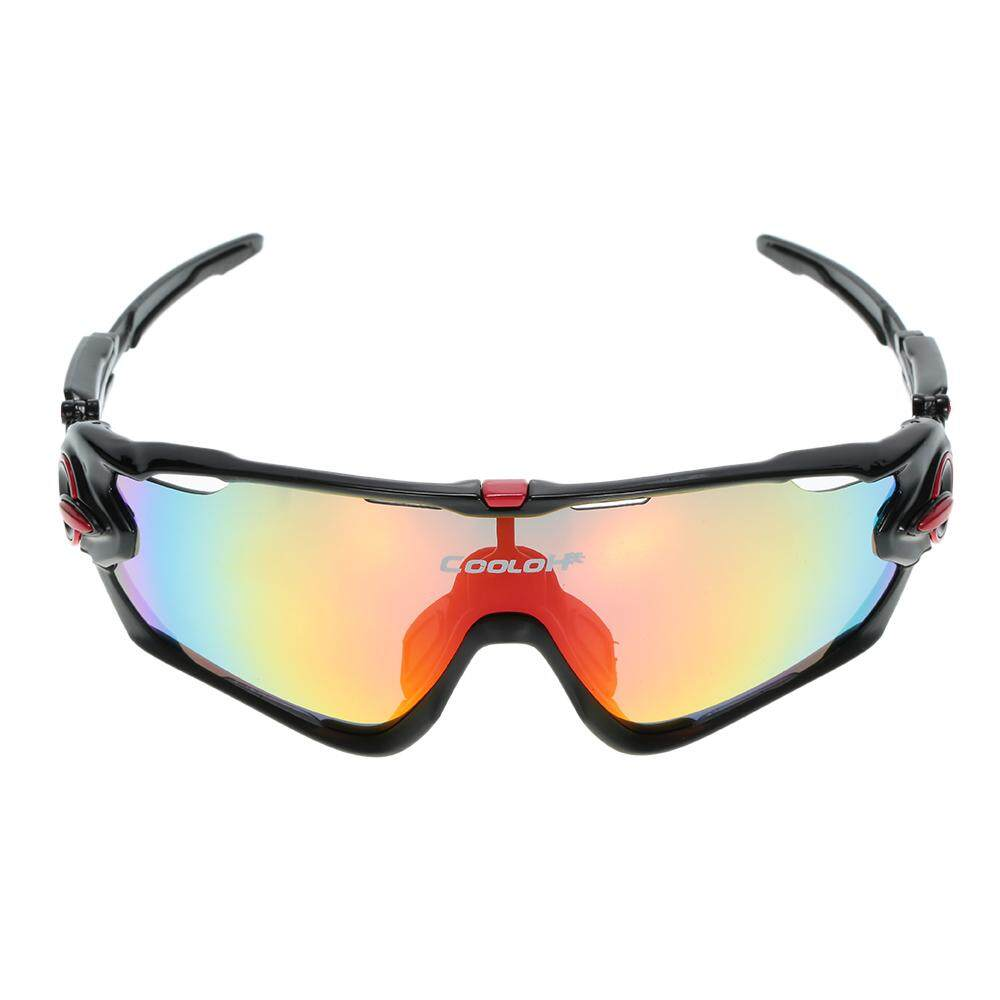 Kacamata tentara badai gurun 4 lensa kacamata UV luar ruangan olahraga berburu militer . Source ·