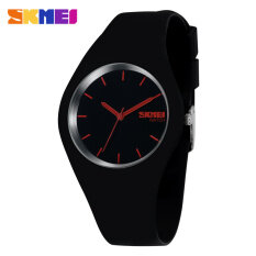 83bb5abd5839 SKMEI Popular SKMEI Brand Watch Fashion Casual Quartz Watch Men Watches  Montre Femme Reloj Mujer Silicone
