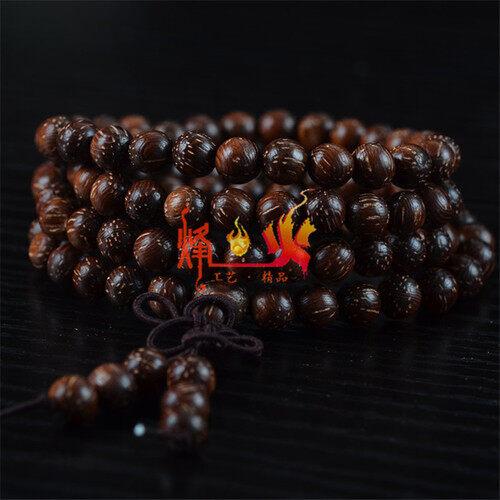 Positif Artikel Venus Tan 1086 Mm Emas Sutra Merah Sandalwood Buddhist Prayer Manik Gelang Tali Tangan Pria dan Wanita tangan Tali Melawan Kekuatan Jahat untuk Melindungi Badan-Internasional