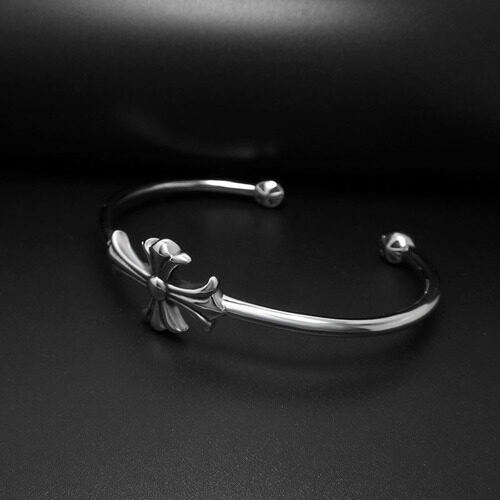 Power ambition dragon together style the bracelet titanium steel openings hand wreath lovers tide men and women gram the Luo's the heart the cross bracelet hand take decoration - intl