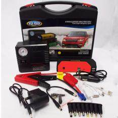 Broz Power Bank For Car Jump Starter Start (high Power) & Tire Inflate Device, Combo In A Box By Broz Car Accessories.