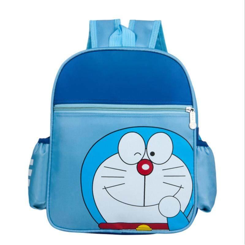 6 Color Preschool Backpack Kindergarten Nursery School Kids Children Toddler Junior Cartoon Bag - Kitty - intl