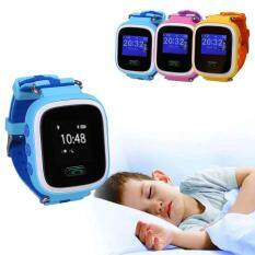 Q60 Smart Watches Smartband SOS Call Anti-lost Kids Child for Android iOS iPhone Malaysia