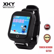 GPS Smart Watch Children Watch with Wifi 1.54inch Touch Screen Location Device Tracker for Kid Safe Malaysia