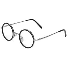 Retro Round Resin Lightweight Magnifying Presbyopic Reading Glasses Fatigue Relieve Strength2.5 By Minxin.