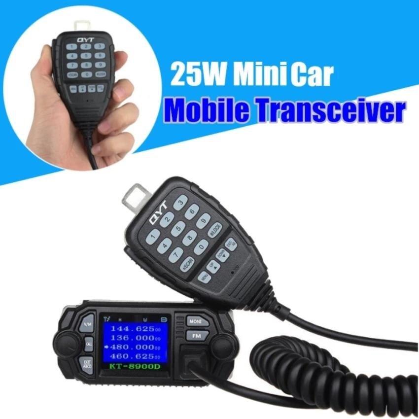Pencarian Termurah RHS Online Qyt KT-8900D Dual Band Quad Siaga 25 W VHF UHF