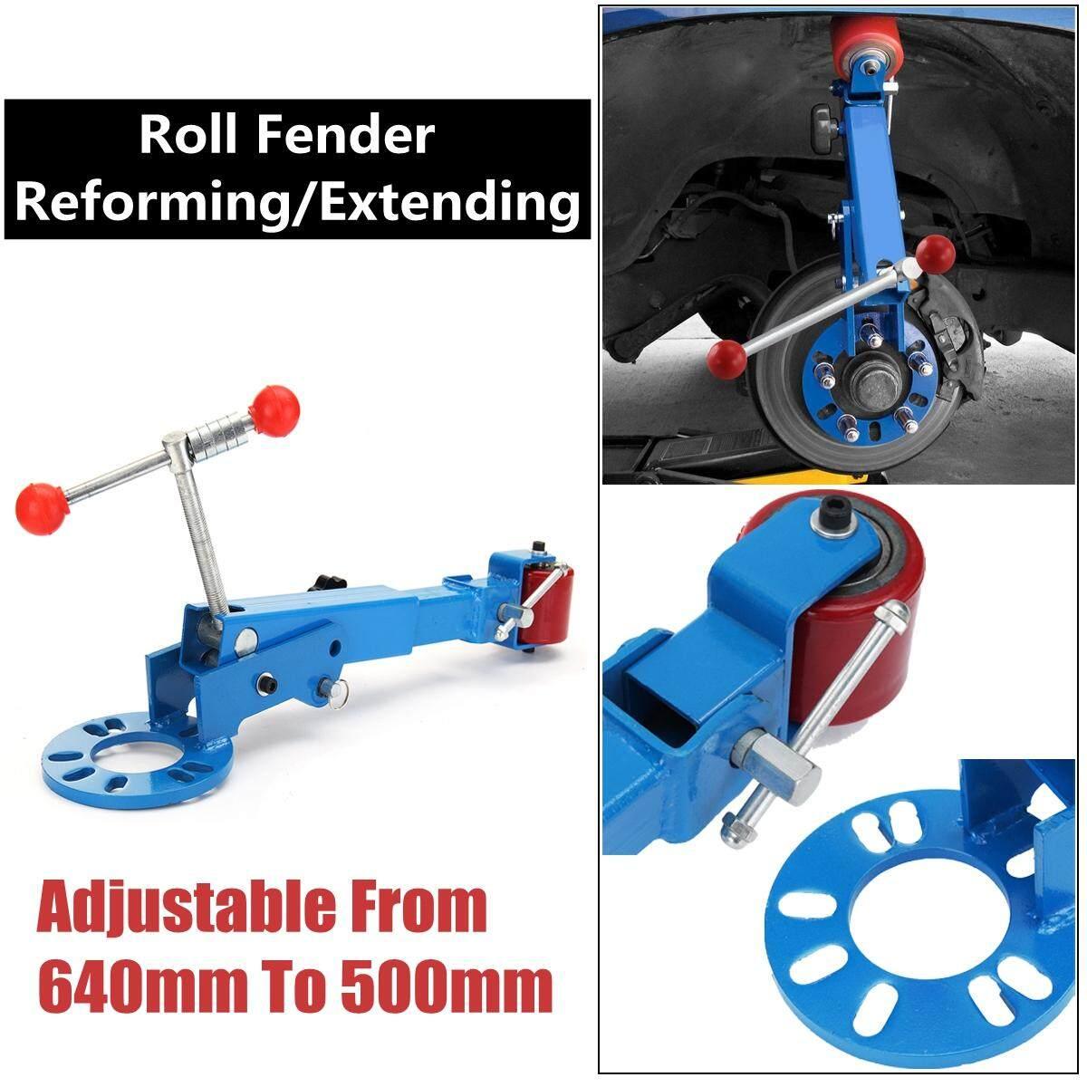 Roll Fender Reforming Extending Tool Wheel Arch Roller Flaring Former Heavy Duty - intl