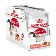 Royal Canin Instinctive Cat Wet Pouch 85g X 12 By One Stop Petz Centre.