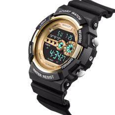 SANDA Top Brand LED Sports Watches High end Men Wristwatch G Style Men military army Watch Calendar waterproof Climbing Electronic Watches Relogio Malaysia