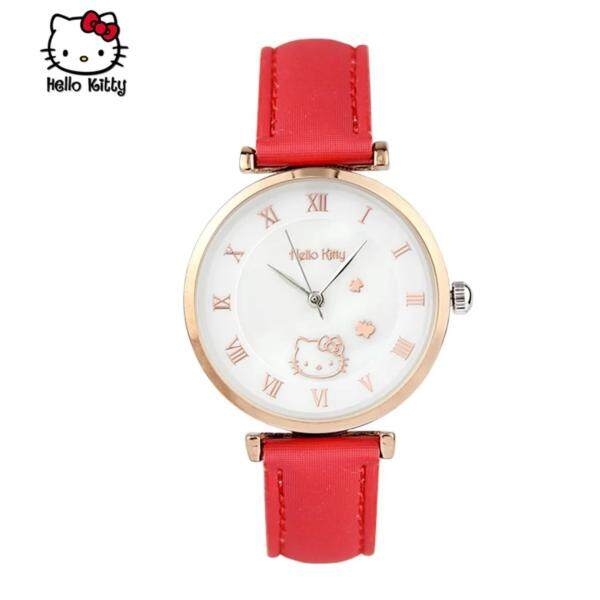 Sanrio Hello Kitty Elegant Analog Watch HKFR2097 Malaysia
