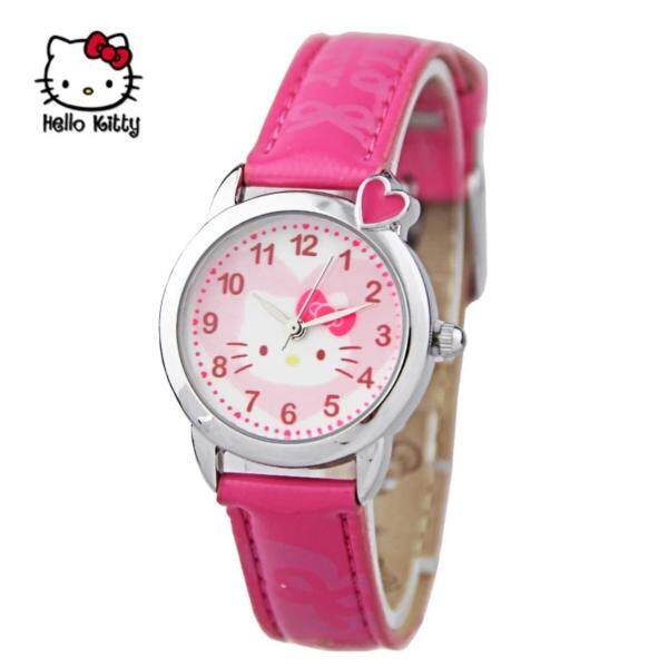 Sanrio Hello Kitty Girls Analog Watch HKFR1342 Malaysia