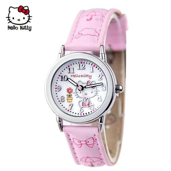 Sanrio Hello Kitty Girls Analog Watch SLT101HK Malaysia
