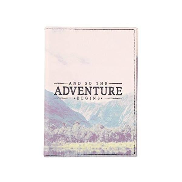 Sass & Belle Wanderlust Petualangan Passport & Pemegang Kartu-Internasional