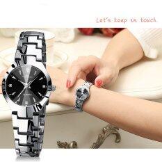 SENDA Brand Womens Simple Fashion High Quality Alloy Strap Luminous Quartz Wristwatch Malaysia