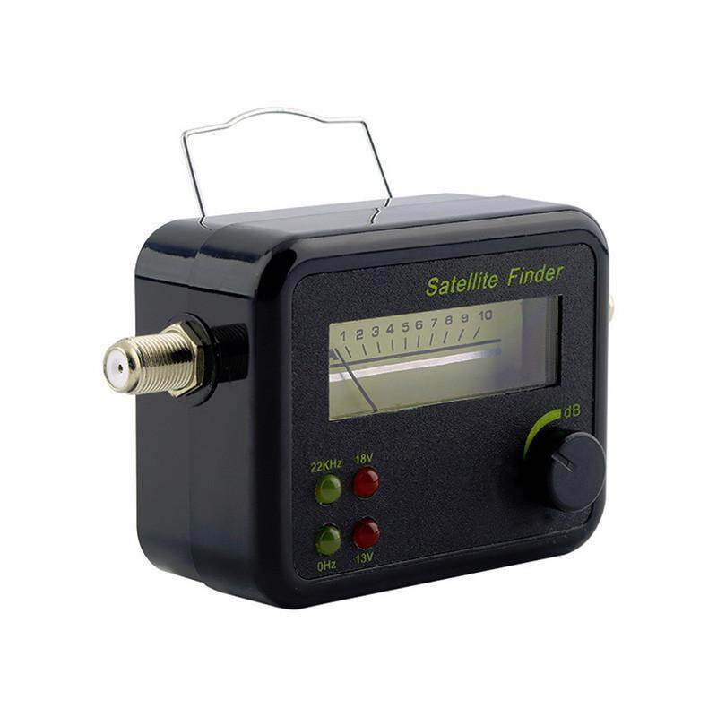 SF9504 Digital Satellite Signal Meter Finder For Directv Dish withCompass .