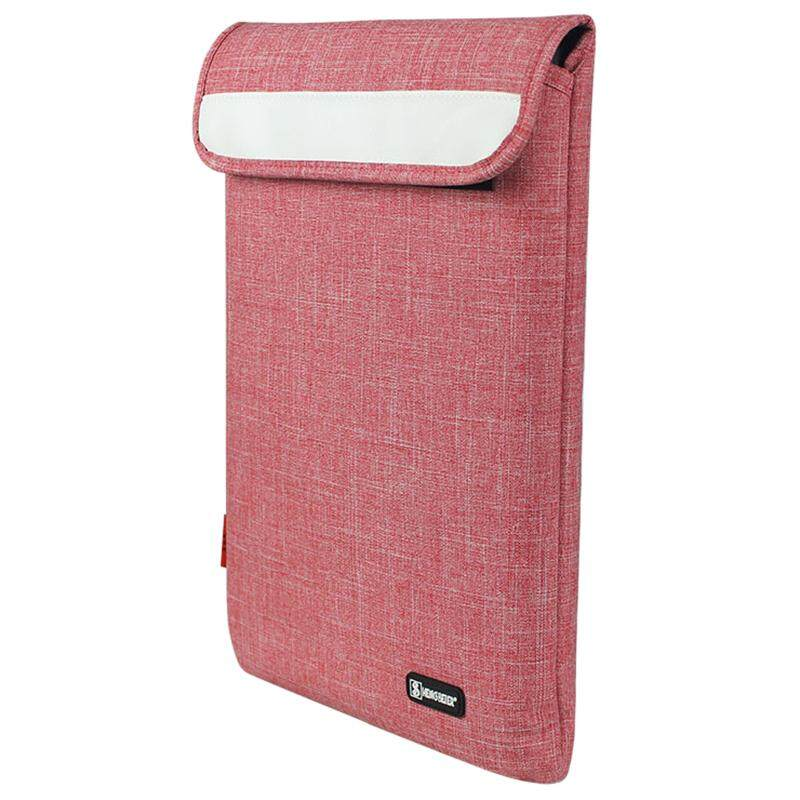 Sheng Bei Ini Adalah Sarung Casing Tas untuk Laptop 11 Inci, Tas Notebook, untuk Mac Book Air/Pro Tas Laptop (Merah) -Intl