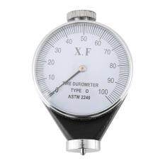Shore Type O Rubber Tire Durometer Hardness Tester Meter 0-100 Ha(o) By Minxin.