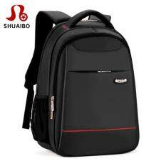 Shuaibo Super Shock-Resistant Oxford 16-Inch Laptop Backpack With Shockproof Gasbag Large Capacity Business Backpack Multifunctional Travel Bag School Bag By Lan.store.