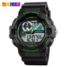 Skmei 1312 Multifunctional Waterproof Mens Electronic Watch Malaysia