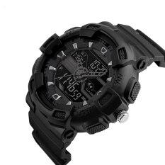 SKMEI  Brand Men Sports Watches Fashion Mens wirst watches Analog Digital LED Quartz Waterproof Wristwatches Relogio Masculino Malaysia