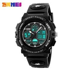 Brand Watch 1163 Children Watch Fashion Casual Waterproof Multifunction Quartz Digital Sports For Students Wristwatches Malaysia