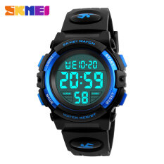 SKMEI Brand watch Children Kids Outdoor Sports Watches Boys 50M Waterproof LED Display Digital Wristwatches 1266 Malaysia