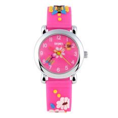 SKMEI Brand Watch Children Quartz Boys Girls Sports Watches Fashion Casual Ladies Wristwatches Jelly Kids Clock girls Students Clock 1047 Malaysia