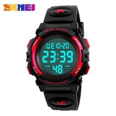 Skmei Brand Watch Childrens Watches Swim Waterproof Outdoor Sports Children For Boy Girls Fashion Casual Led Digital Wristwatch 1266 By Star Store.
